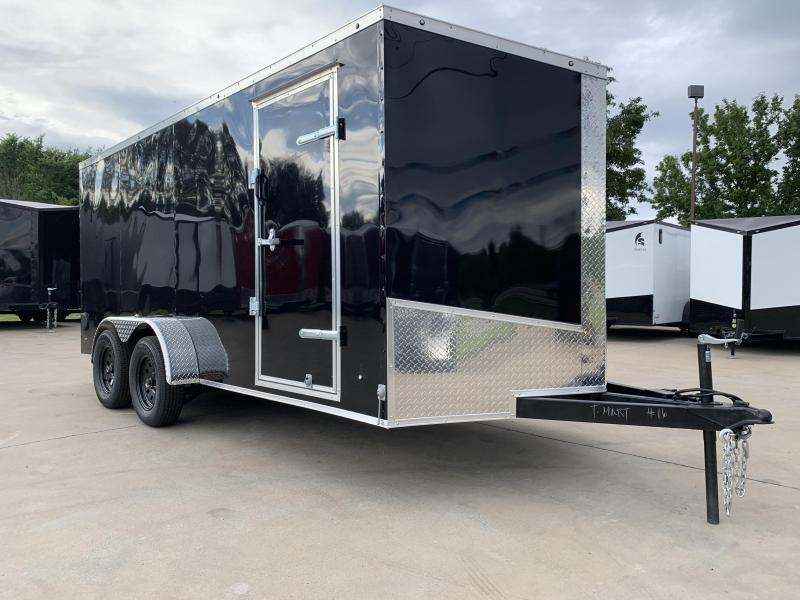 2019 Eagle Trailer 7x16TA Enclosed Cargo Trailer