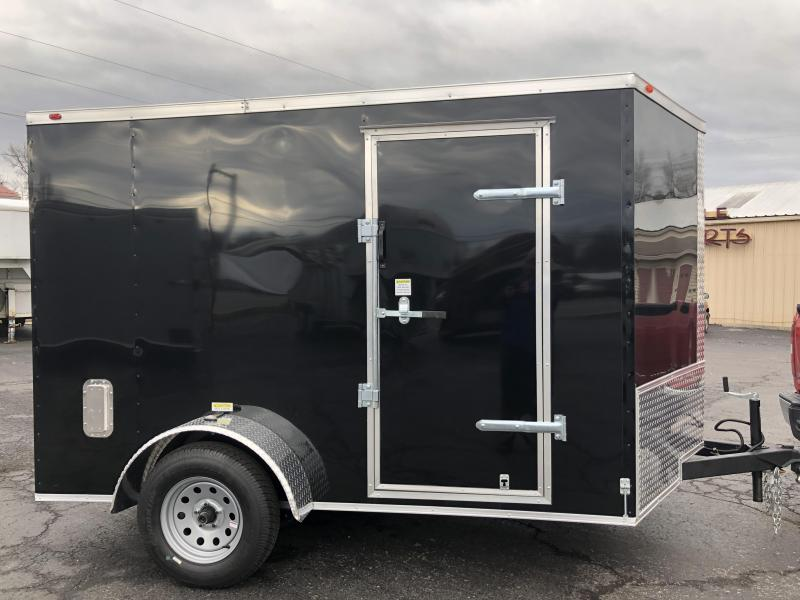 2019 Eagle Trailer 7x10SA Enclosed Cargo Trailer