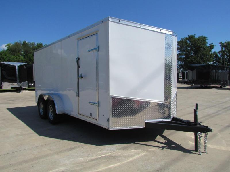 2019 Eagle 7x16TA Enclosed Cargo Trailer