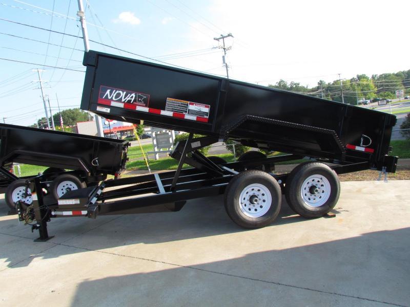 2020 Midsota Nova Series Dump Trailer 8214-14K Dump Trailer