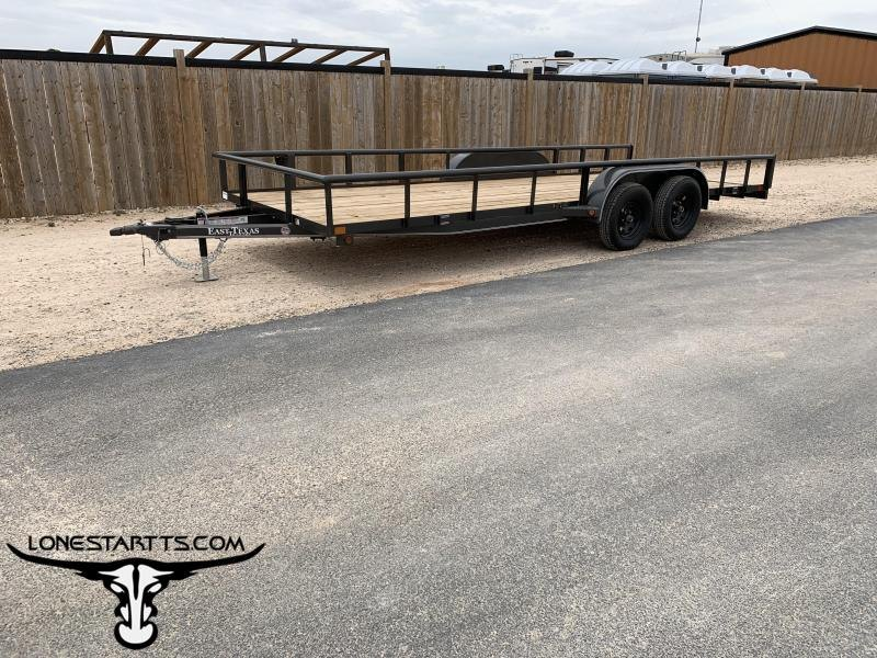 2019 East Texas Utility Trailer