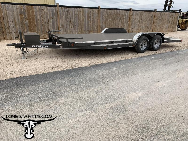 2019 East Texas Car Hauler Trailer