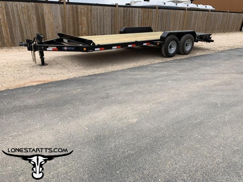 2019 Iron Bull Car Hauler Trailer