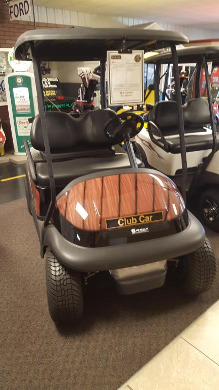 2011 Club Car Precedent Electric Golf Cart