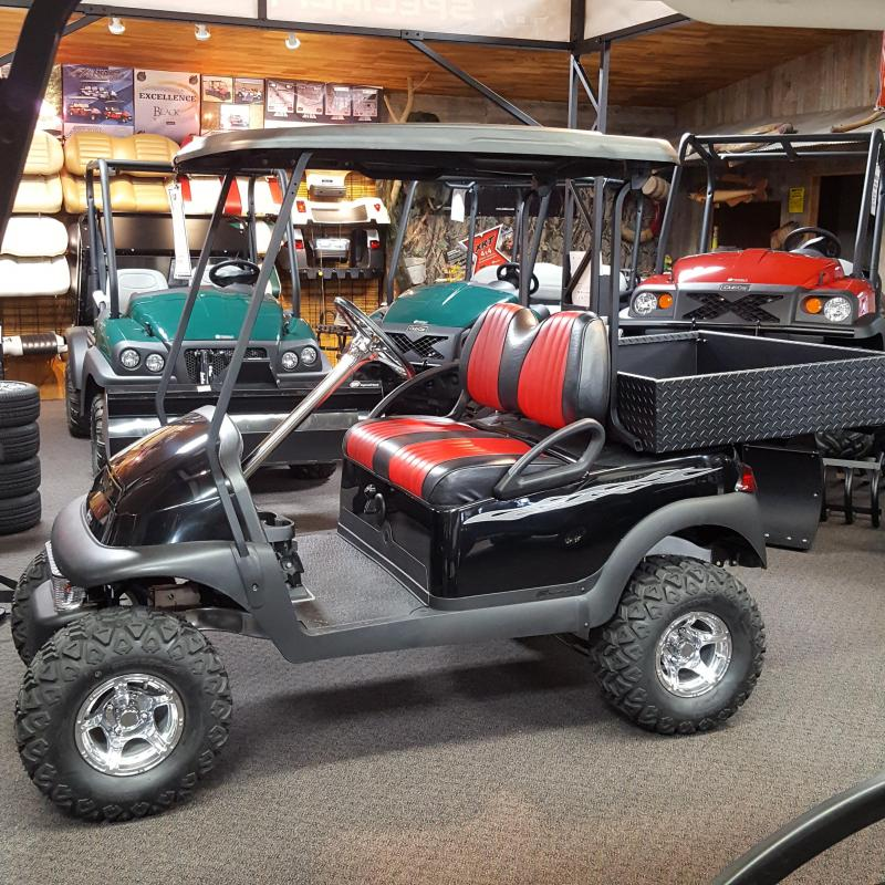 2012 Club Car Precedent Gas Golf Car