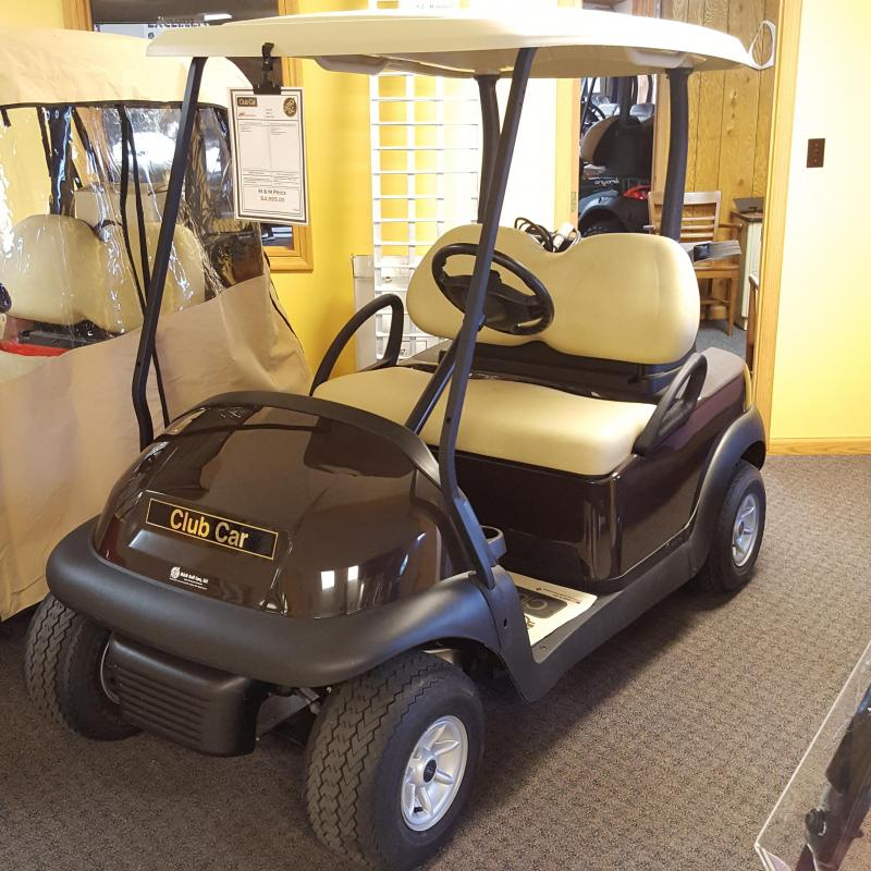 2013 Club Car Precedent (Electric) Golf Car