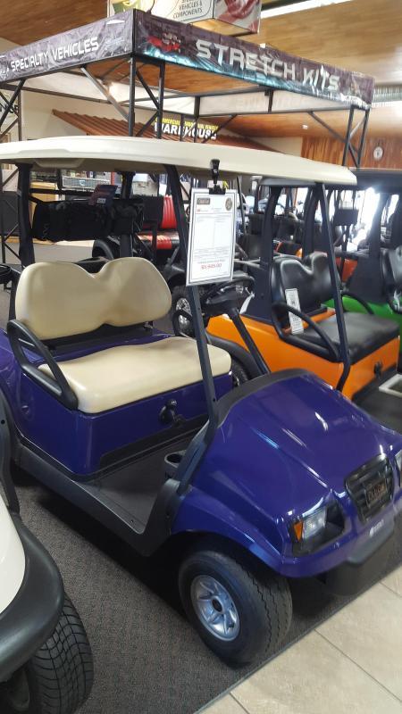 2013 Club Car Phantom Gas Golf Cart