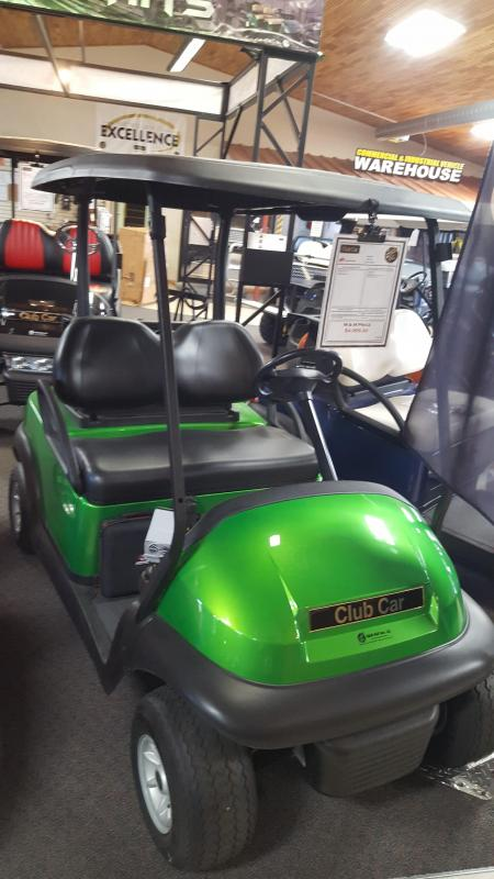 2012 Club Car Precedent Electric Golf Cart