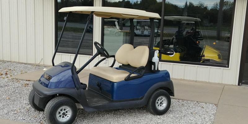 2014 Club Car Precedent Electric Golf Car