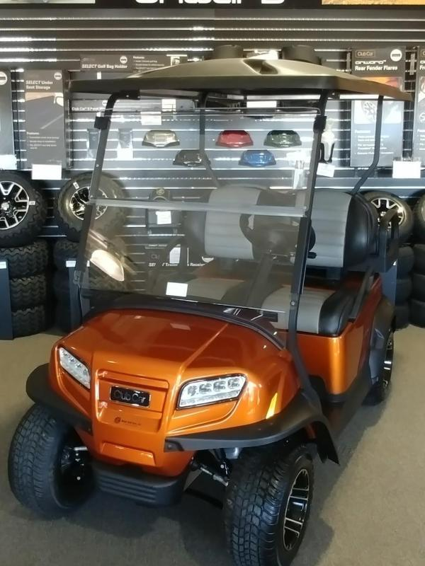 2018 Club Car Onward Golf Car