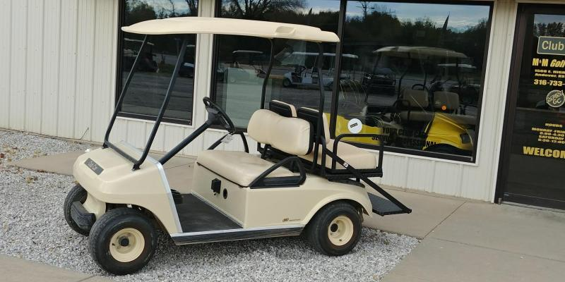 2007 Club Car DS 4 passenger Electric Golf Car