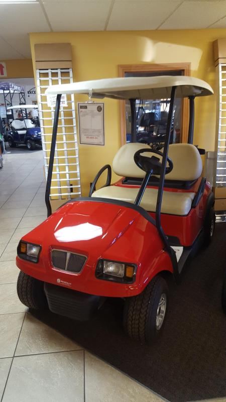 2013 Club Car Club Car Phantom Electric Golf Cart