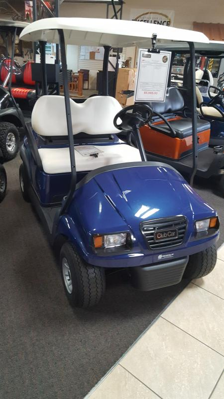 2013 Club Car Phantom Gas Golf Cart