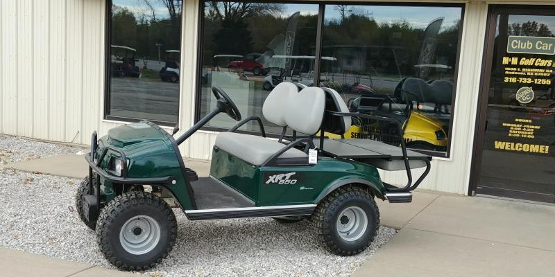 2017 Club Car Gas XRT 850 Utility Side-by-Side (UTV)