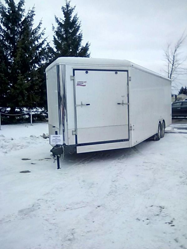 2019 American Hauler Industries 8.5X28 Falcon 10k Enclosed Cargo Trailer
