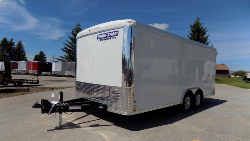 2019 Sure-Trac 8.5 x 18 Landscape Pro RT Cargo TA 10K