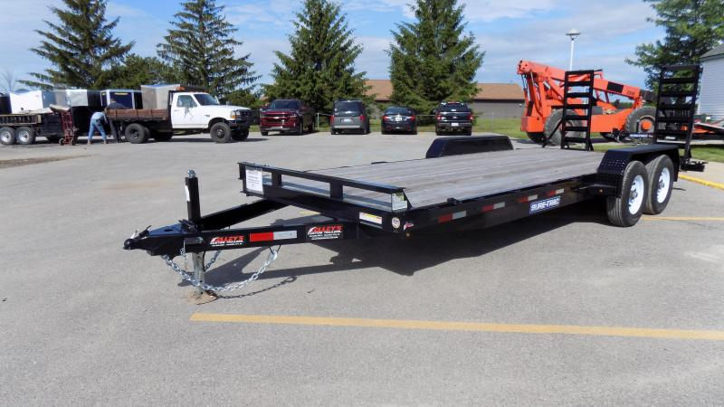 2019 Sure-Trac 7 x 20  Implement Trailer 10K