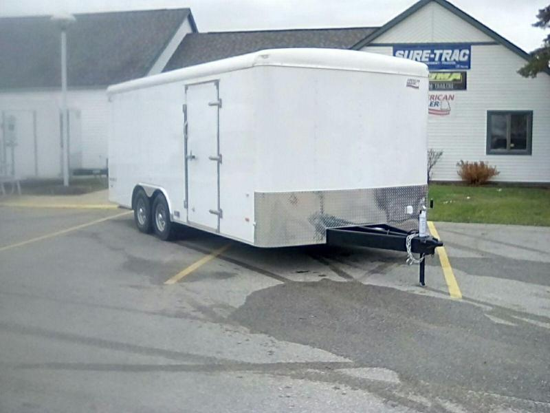 2019 American Hauler Industries FALCON Enclosed Cargo Trailer
