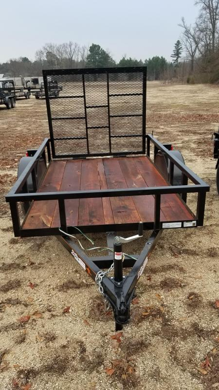 2020 Salvation Trailers 5X10 Utility Trailer
