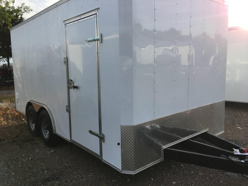 2018 8.5X16TA Enclosed Cargo Trailer