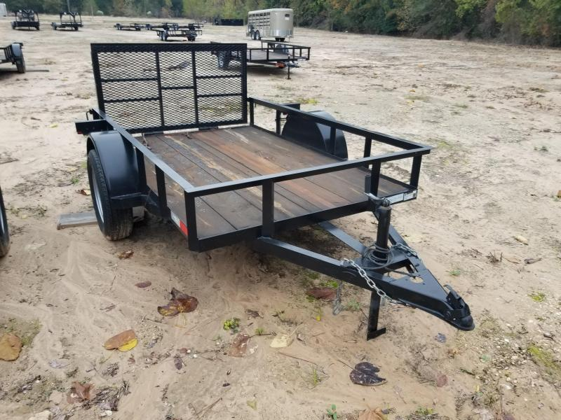2019 Salvation Trailers 5X8 Utility Trailer