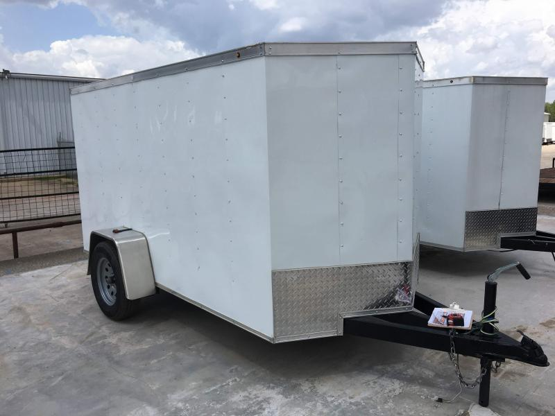 2018 5x10 Enclosed Cargo Trailer