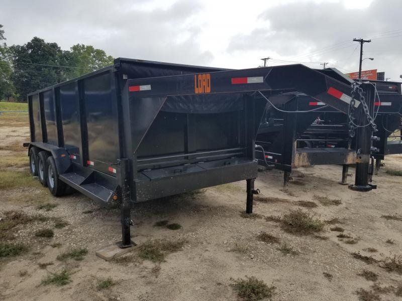 2018 Salvation Trailers 7X20 Dump Trailer
