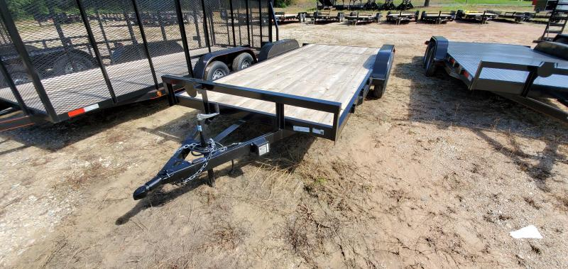 2019 Salvation Trailers 83X22 Car Hauler Trailer