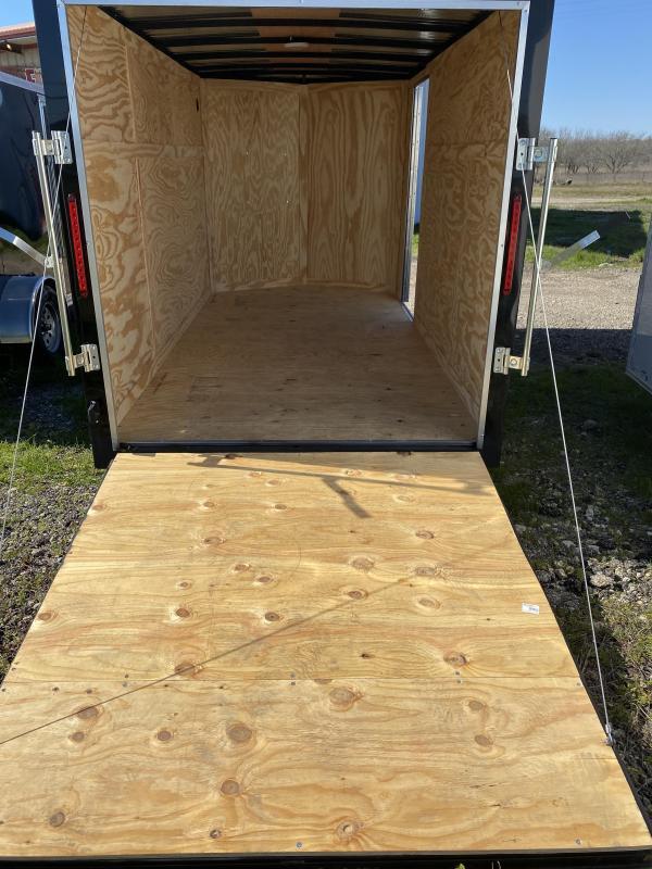 2020 Salvation Trailers 5X10SA Enclosed Cargo Trailer
