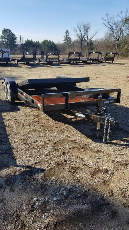 2018 Salvation Trailers 83X20 Utility Trailer