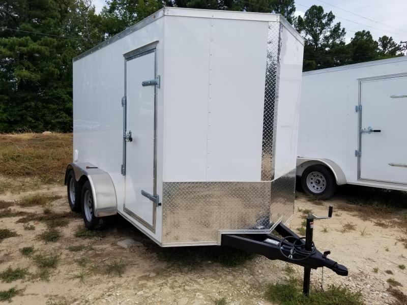 2019 Salvation Trailers 6X12 Enclosed Cargo Trailer