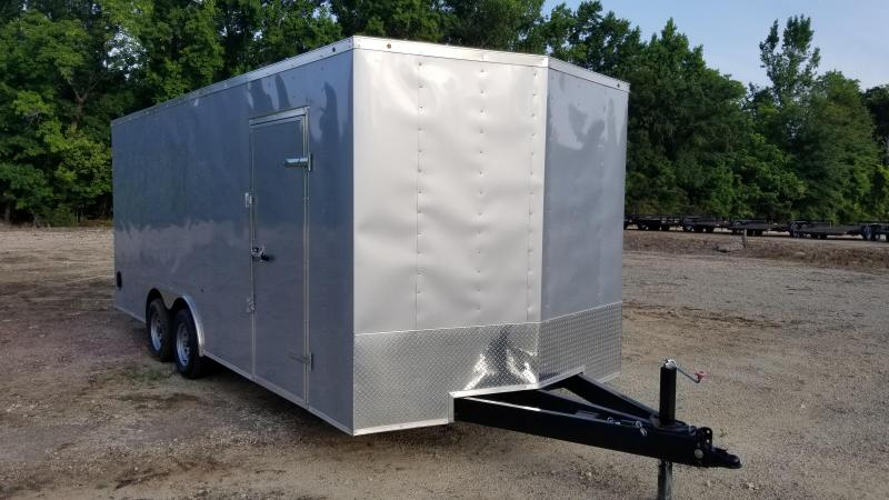 2019 Salvation Trailers 8.5x20 Enclosed Cargo Trailer