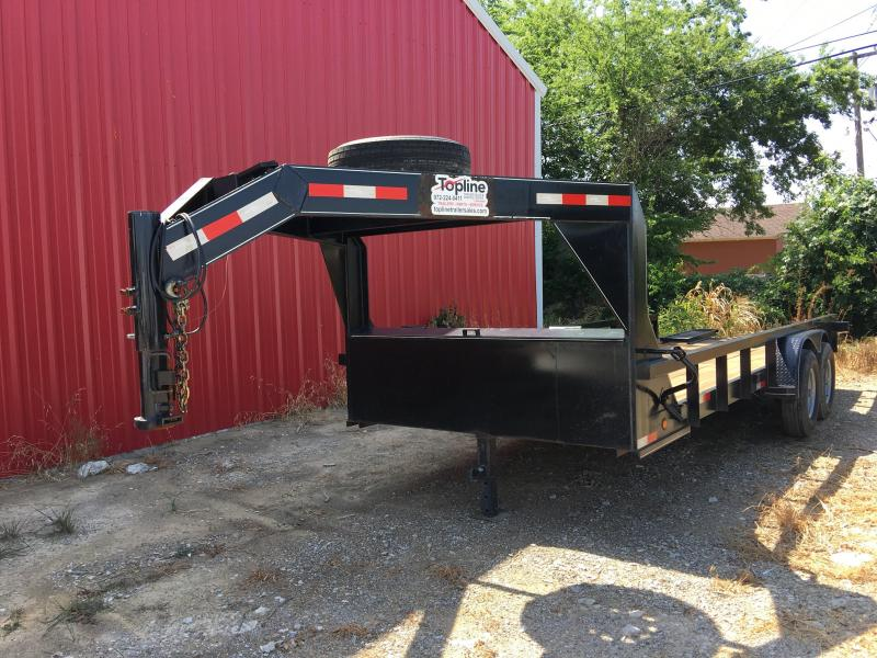 2019 83X20TA Salvation Utility Equipment Trailer