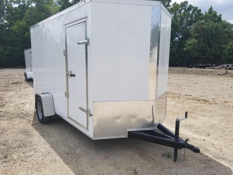 2019 Salvation Trailers 6X12 Enclosed Cargo Trailer