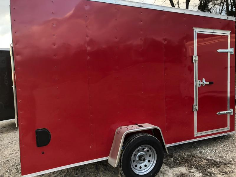 2019 Other 6X12 CARGO Enclosed Cargo Trailer