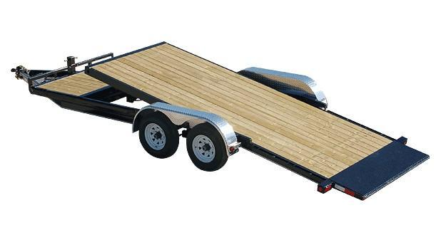 "2019 83""x4'x16' POWER SPLIT DECK 14K RATED"