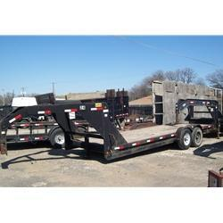 "Rental 24 - C & S 83"" x 20' Car Hauler"