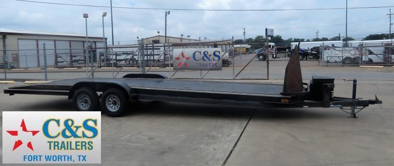 2000 Diamond C Trailers 83 x 26 Car / Racing Trailer