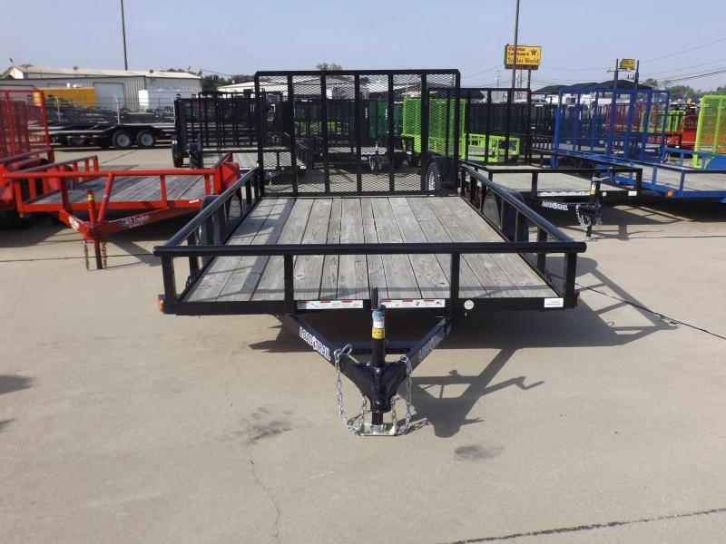 2017 Load Trail SE8312031IS0G09P03CB2 Utility Trailer