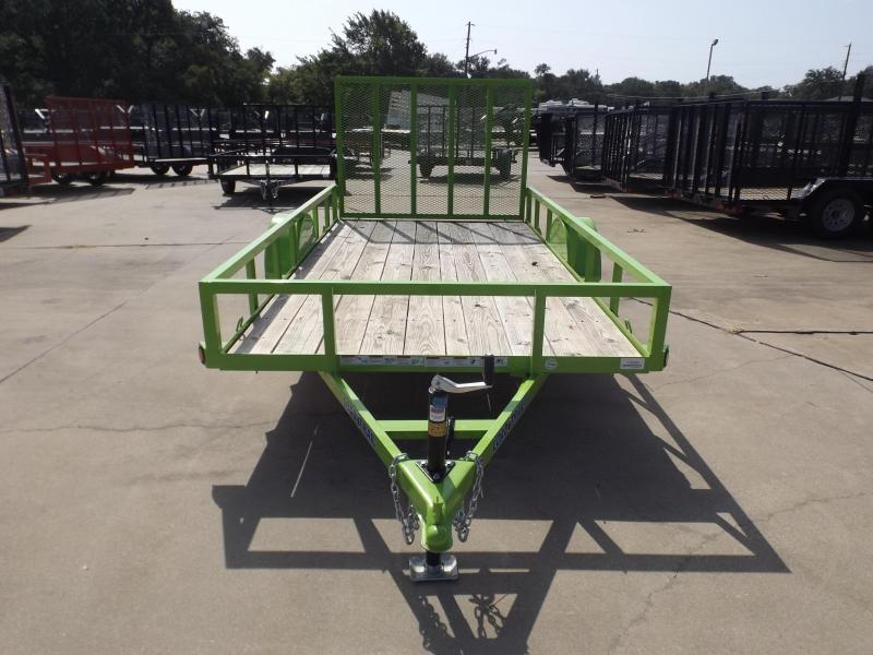 2017 Load Trail SE7212031IS0G09P04CNG Utility Trailer
