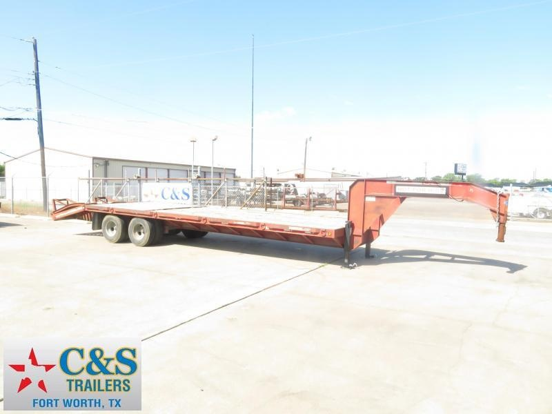 2005 Other 102 x 26 Flatbed Trailer