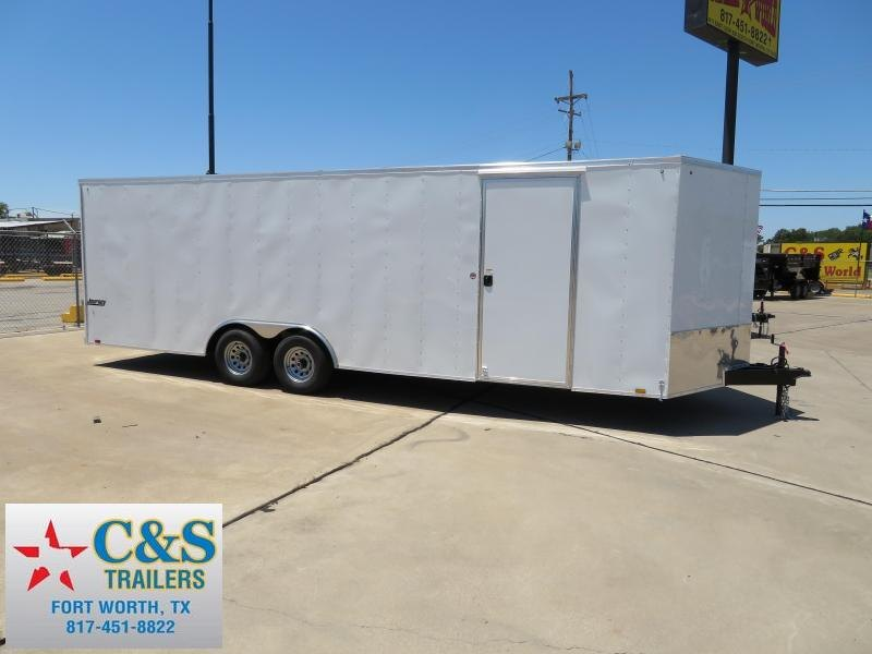 2018 Pace American 8.5X24 Enclosed Cargo Trailer