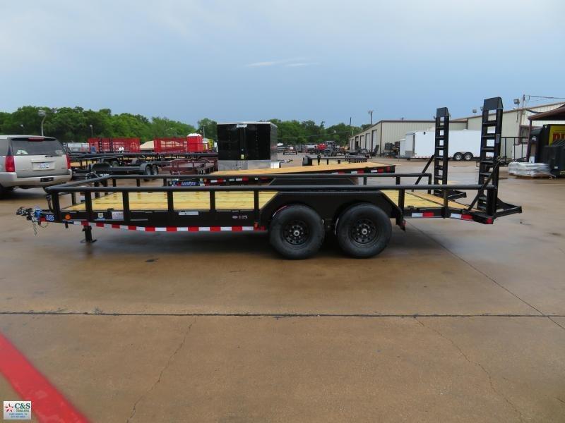 2018 Load Trail 7X20 Equipment Trailer