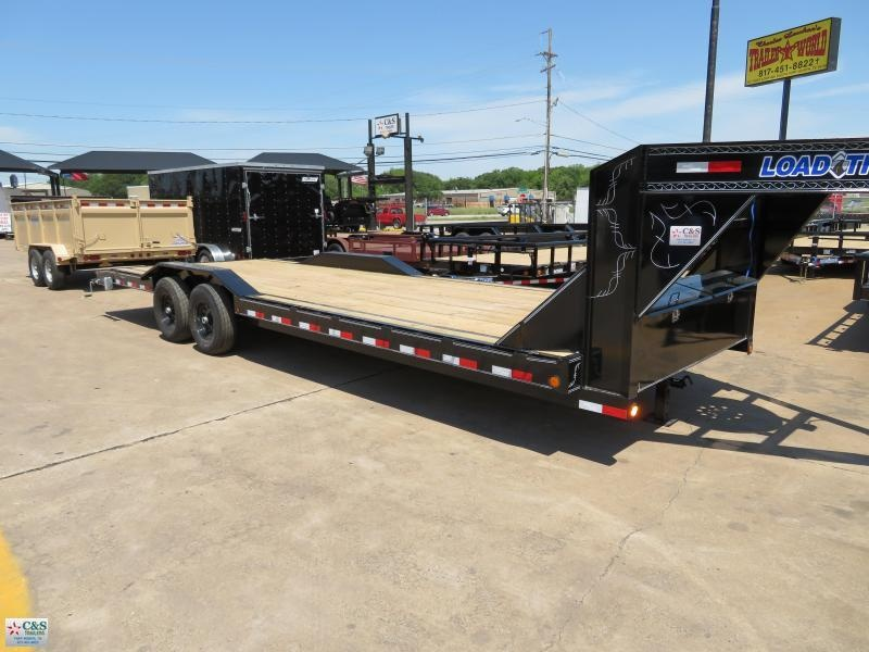 2018 Load Trail 102X26 Equipment Trailer
