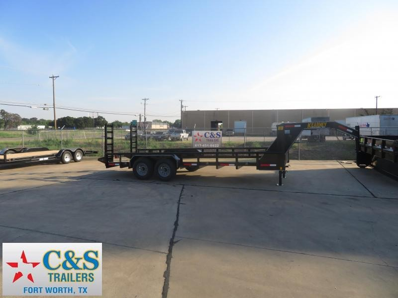 2019 Kearney 82 x 20 GN Equipment Trailer