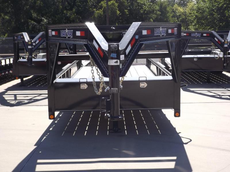 2017 Load Trail GF8324072ESBP09CB2 Equipment Trailer