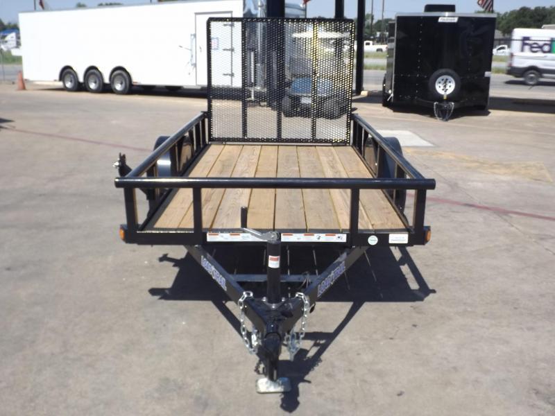 2017 Load Trail SE6010031IS0C01G09P03TM1ZP2CB2 Utility Trailer