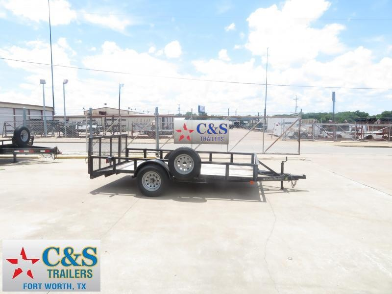 Rental 11 - 2001 Cen Tex Utility  Trailer