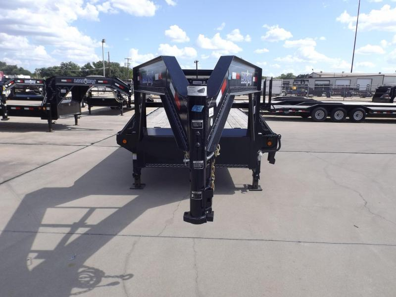 2017 Load Trail GS0225072ESBD13ZP2CB2 Flatbed Trailer