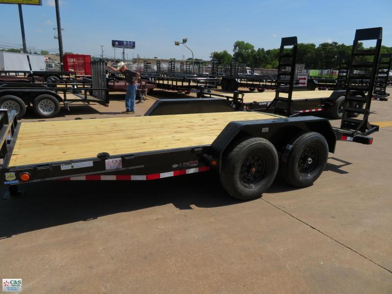 2018 Load Trail 7x16 Equipment Trailer